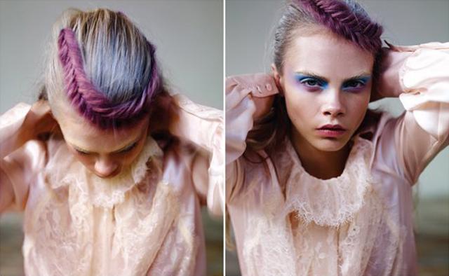 Самые модные тенденции окрашивания волос в 2018 году | 5