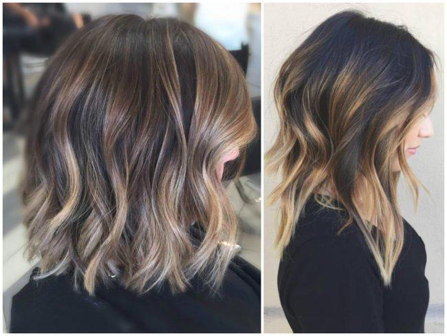 Самые модные тенденции окрашивания волос в 2018 году | 50
