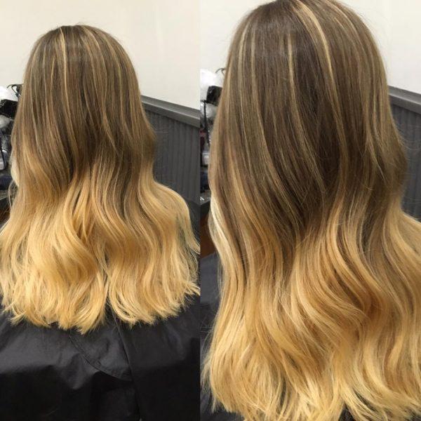 Самые модные тенденции окрашивания волос в 2018 году | 54