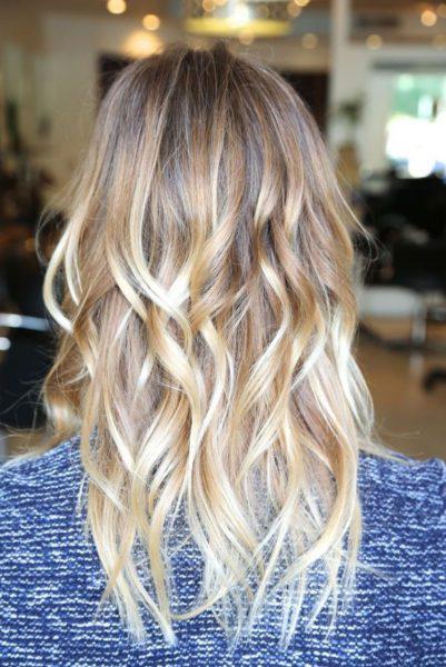 Самые модные тенденции окрашивания волос в 2018 году | 55