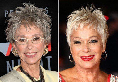 Модные стрижки и прически для женщин 40, 50 и более лет   66