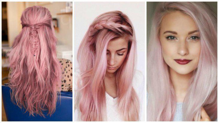 Самые модные тенденции окрашивания волос в 2018 году | 62