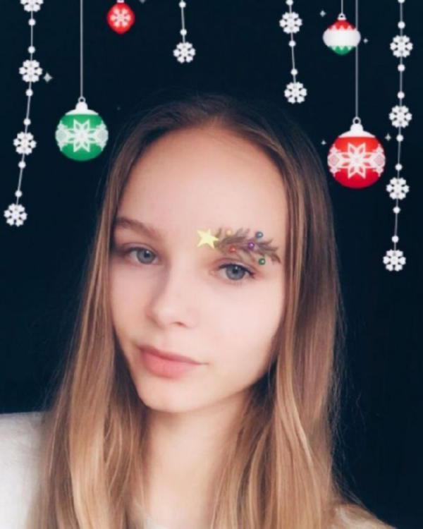 Новый новогодний тренд в современной моде — брови-ёлки! | 5