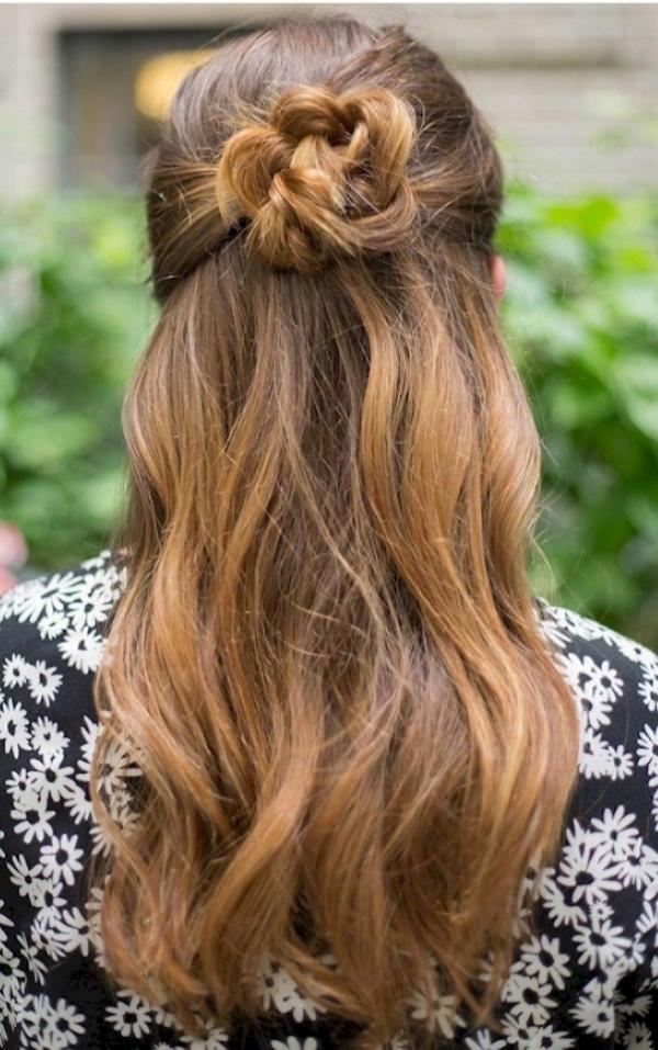 Как быстро и красиво уложить волосы? | 7