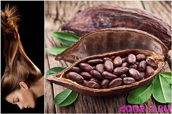Лучшие рецепты масок для волос из какао порошка