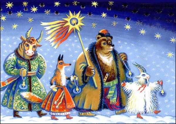 Васильев день — 14 января. Традиции и обычаи