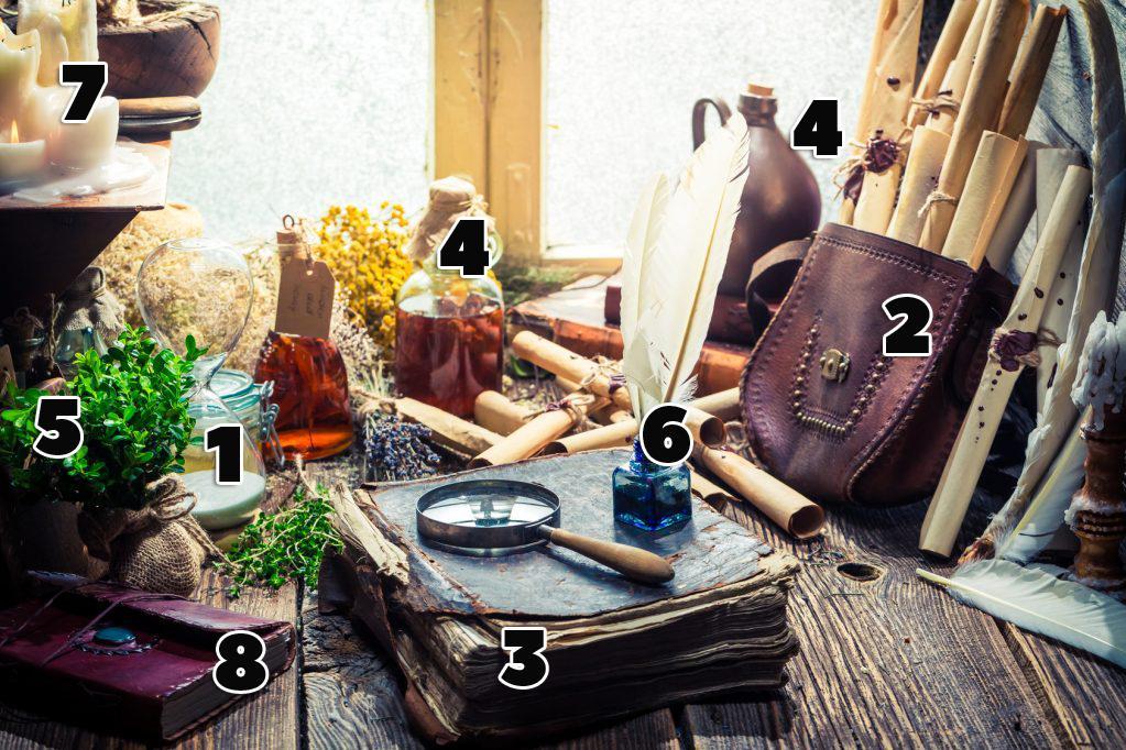 Тест: какой магией вы обладаете?