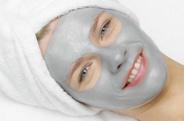 Маски из косметической глины для лица