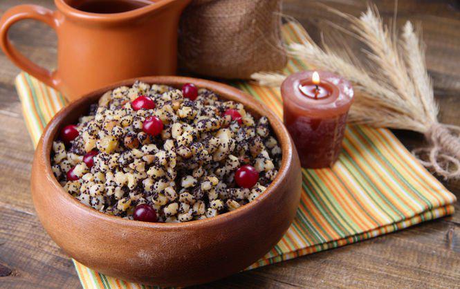 Традиционные блюда в Сочельник