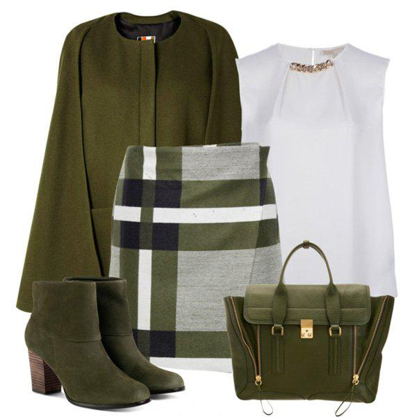 Восхитительное сочетание роскошного зеленого и элегантного серого | 10