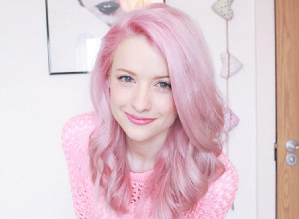 Окрашивание волос блоранж | 10