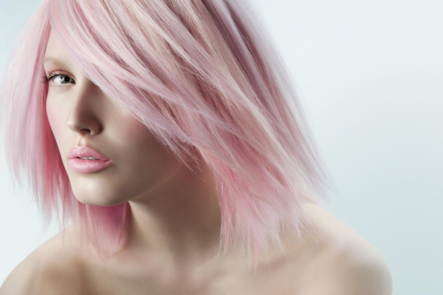 Окрашивание волос блоранж | 11