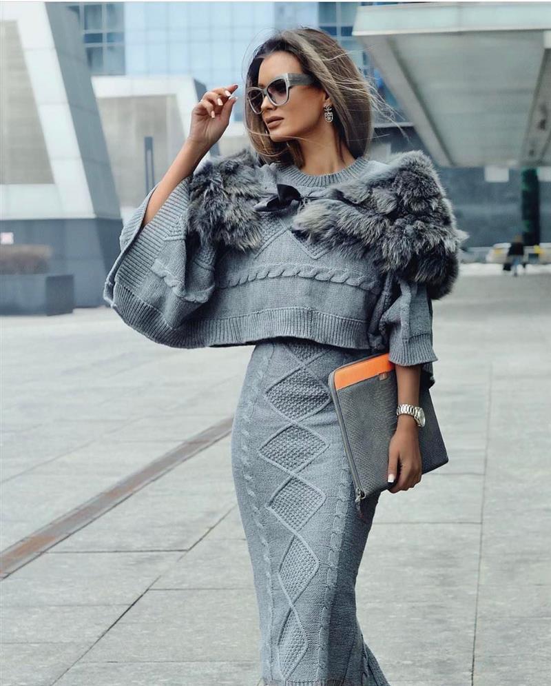 Модные и стильные образы сезона зима-весна 2018