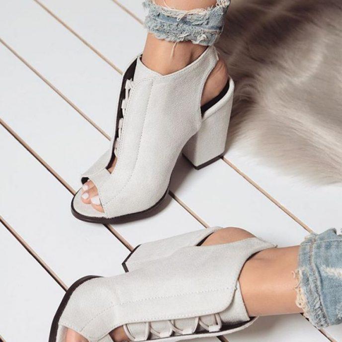 Какие туфли войдут в моду весной и летом 2018 года | 12