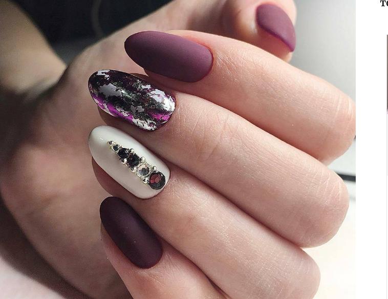 Модно и дорого: 25 идей роскошного ногтевого дизайна