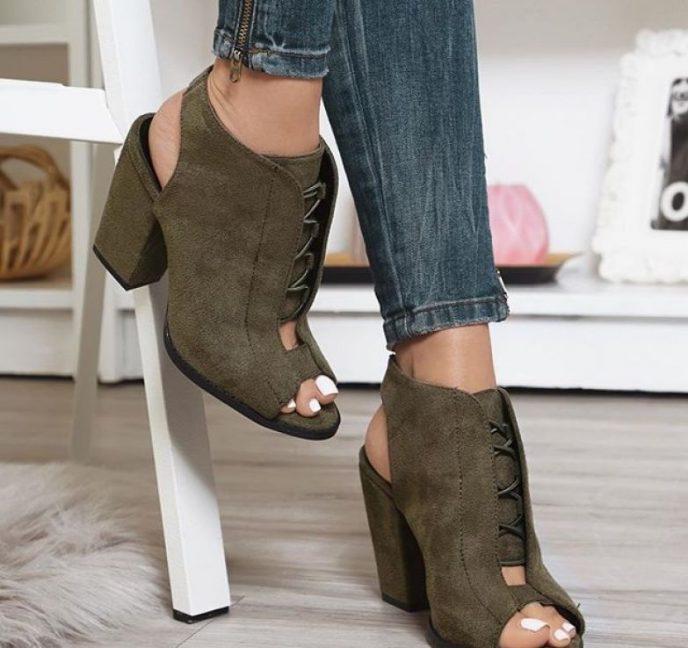 Какие туфли войдут в моду весной и летом 2018 года | 13