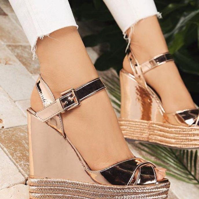 Какие туфли войдут в моду весной и летом 2018 года | 14