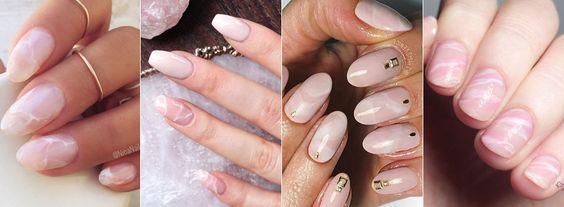 Модные тенденции маникюра для коротких ногтей | 15