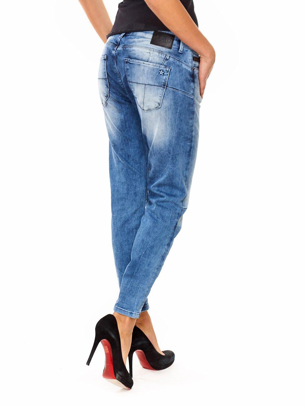 Модные женские джинсы сезона 2018 | 15