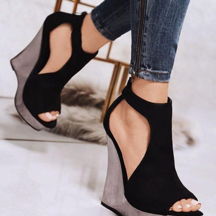 Какие туфли войдут в моду весной и летом 2018 года | 16