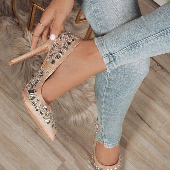 Какие туфли войдут в моду весной и летом 2018 года | 17