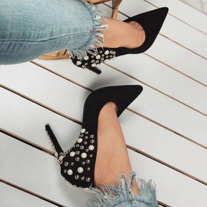 Какие туфли войдут в моду весной и летом 2018 года | 18