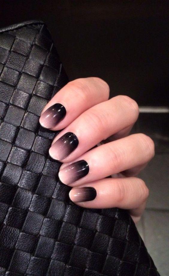 Модные тенденции маникюра для коротких ногтей | 19