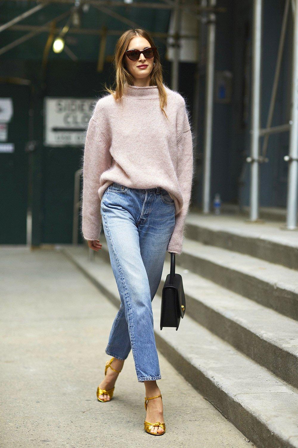 Модные женские джинсы сезона 2018 | 19