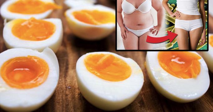 Диета из вареных яиц — сбрасываем по 5 кг в неделю!   2