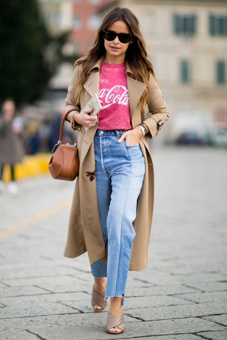 Модные женские джинсы сезона 2018 | 2