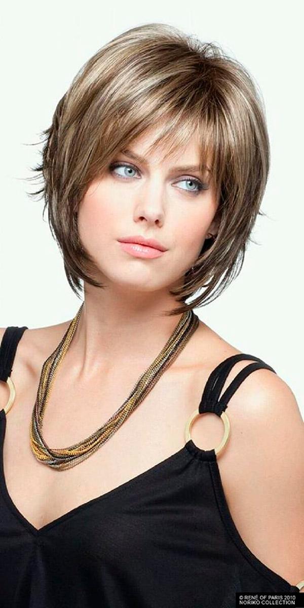 Самые обалденные идеи стрижек на короткие волосы и волосы средней длины