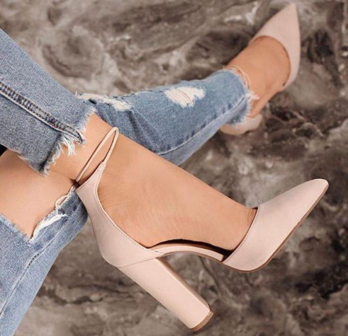 Какие туфли войдут в моду весной и летом 2018 года | 20
