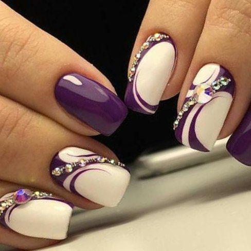 Модные тенденции маникюра для коротких ногтей | 24
