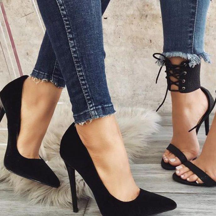 Какие туфли войдут в моду весной и летом 2018 года | 3