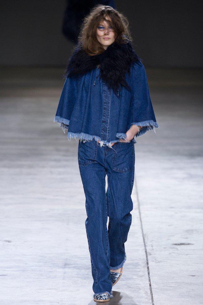 Модные женские джинсы сезона 2018 | 31