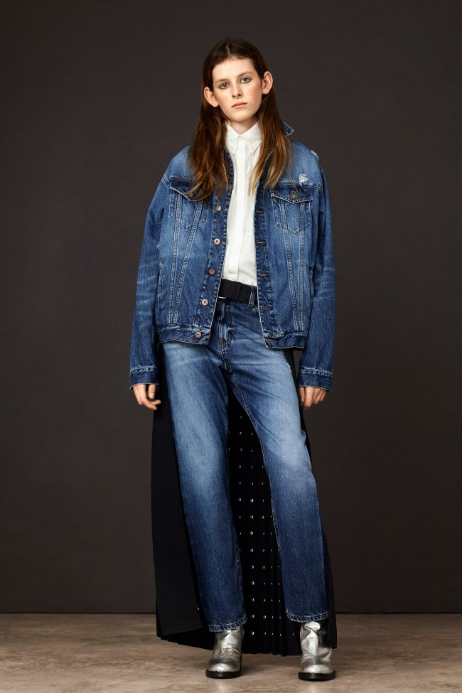 Модные женские джинсы сезона 2018 | 32