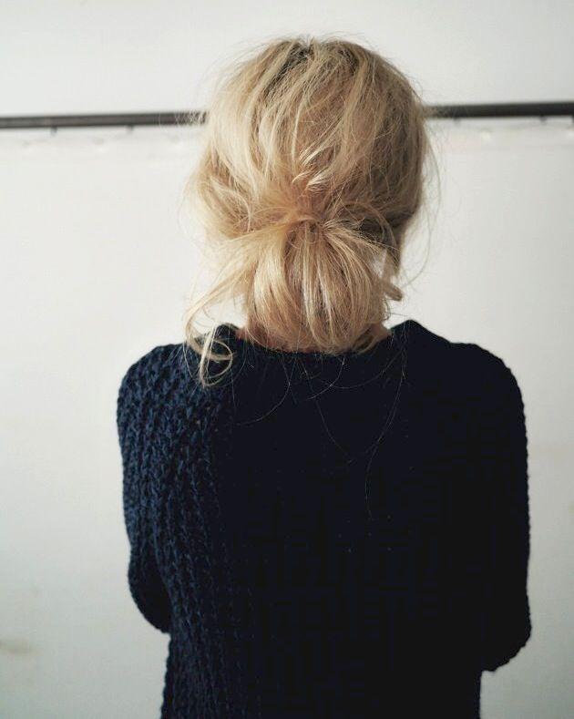 Стиль casual: 19 причесок, которые должна попробовать каждая девушка