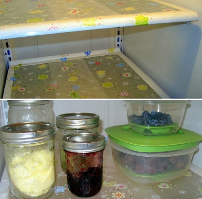 10 необычных способов использования пищевой пленки — в хозяйстве пригодится!