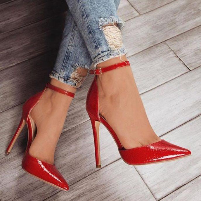 Какие туфли войдут в моду весной и летом 2018 года | 4