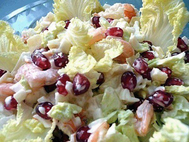 Шесть вкуснейших салатов с пекинской капустой — вкусно и полезно!
