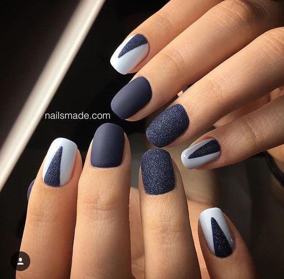 Модные тенденции маникюра для коротких ногтей | 5