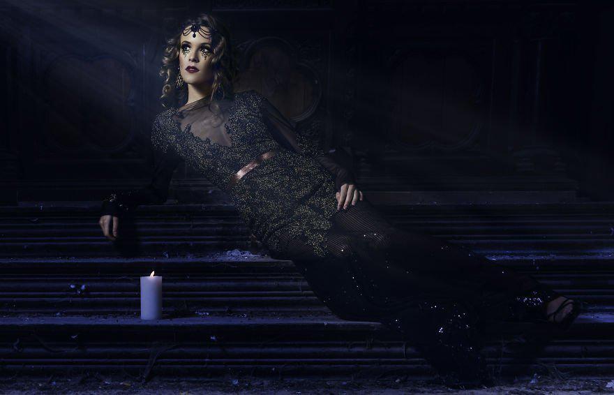 Платья для настоящих принцесс от волшебницы Кетлин Гэрисс