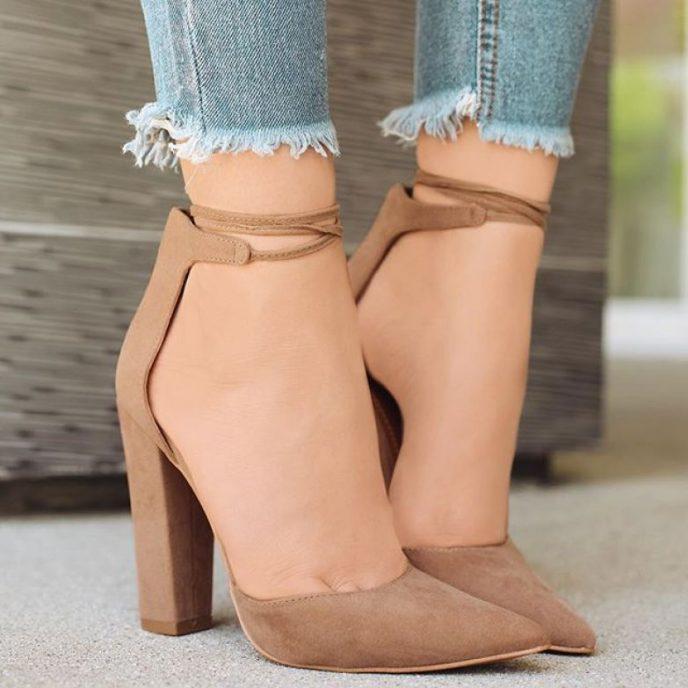 Какие туфли войдут в моду весной и летом 2018 года | 7