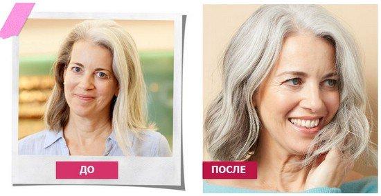 Как покрасить волосы, чтобы выглядеть моложе | 8