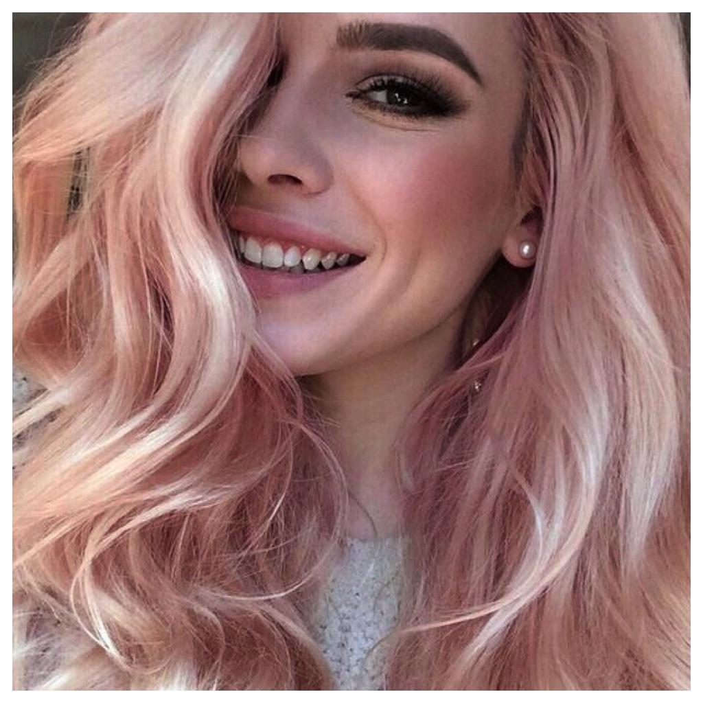 Окрашивание волос блоранж | 8