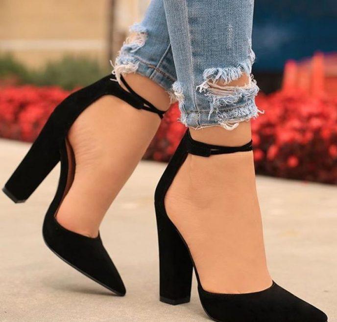 Какие туфли войдут в моду весной и летом 2018 года | 9