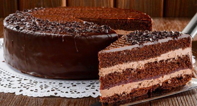 Рай для сладкоежек: 9 рецептов тортов родом из детства!