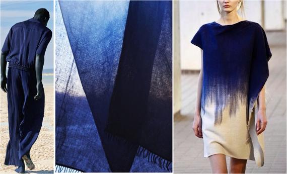 Загадочный и глубокий индиго — многогранный цвет для создания стильного образа | 1
