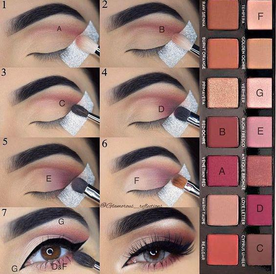Искусство макияжа: пошаговые инструкции на все случаи жизни   1