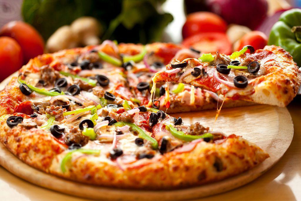 Рецепт отменной пиццы на пышном тесте | 1